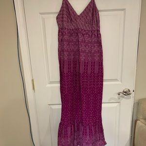 Summer Maxi Sundress